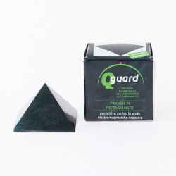 Pirâmide shungite 4 cm lado