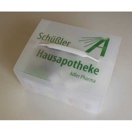 Schüssler-salts en set : Nr. 1-12 (100g)
