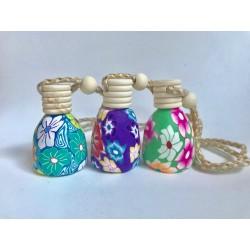 Flacons céramique colorée pour parfum 10ml