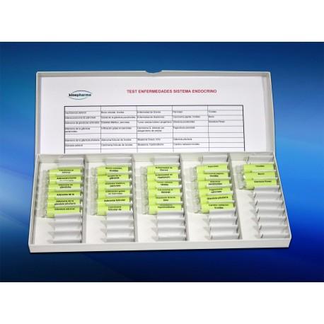 Testaje enfermedades del sistema endocrino