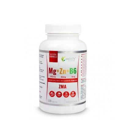 Magnesio + Zinco + Vitamina B6 | 120 capsule