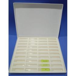 Boîte de 40 u. (D. 1,2 cm)
