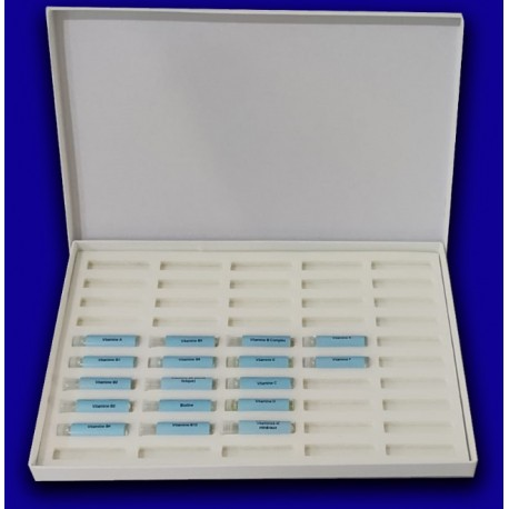 Test de vitamines