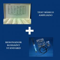 T. Basico ampliado + resonador standar