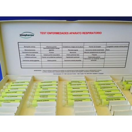 Enfermedades aparato respiratorio