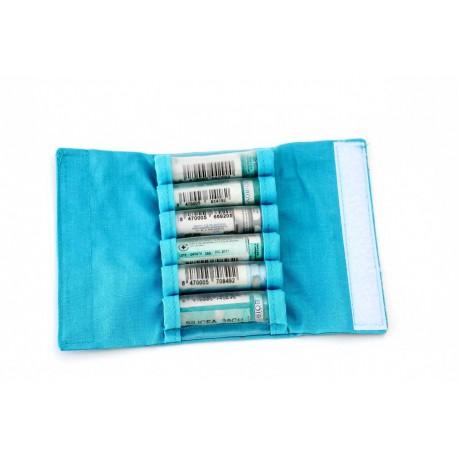 Estuche pocket homeopatía 6 u